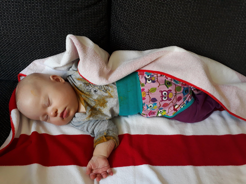 Ronja schläft